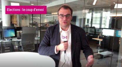 Rue de la Loi Episode 1 - Coup Envoi Elections 2019 HD