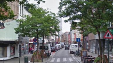 Un homme se disant armé et retranché rue Haute finalement arrêté rue Royale
