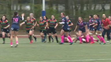 Rugby : les Boitsfort Ladies battent les joueuses du Celtic et les envoient en D2