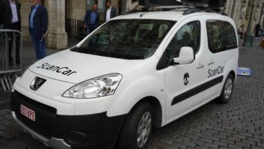 Ixelles : le stationnement confié à parking.brussels et contrôlé par des scan cars dès le 1er avril