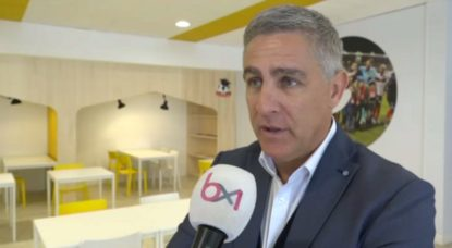 Thierry Dailly - Président RWDM - Interview BX1