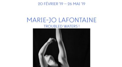 Troubled Waters - Marie-Jo Lafontaine - Bozar