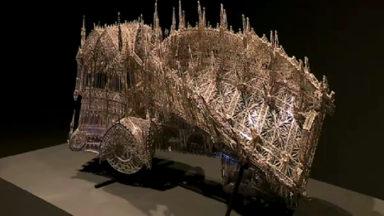 Figure majeure de l'art belge, Wim Delvoye est au coeur d'une expo aux Musées royaux des Beaux-Arts