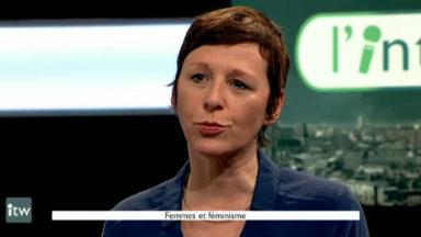 """Ariane Dierickx (L'Ilôt) : """"Il faut combattre toutes les formes de patriarcat"""""""