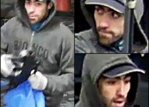 La police lance un avis de recherche pour un vol à main armée à Bruxelles (VIDEO)