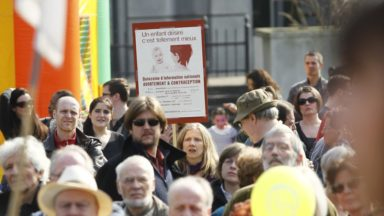 Les pro et contre avortement manifestent ce dimanche à Bruxelles