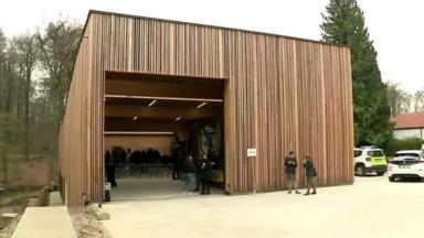 Rencontre avec la brigade de gardes forestiers bruxellois qui s'installe dans un tout nouveau bâtiment