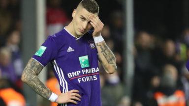 Le footballeur Ognjen Vranjes a passé la nuit au centre pour réfugiés