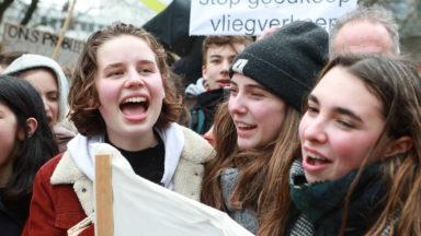 Youth for Climate demande aux profs d'informer sur la crise climatique