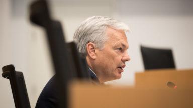 Didier Reynders visé par une enquête du parquet sur des allégations de corruption