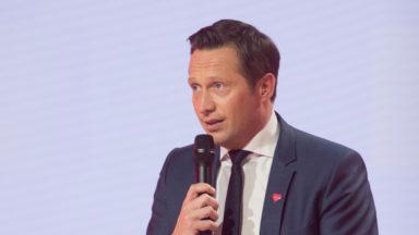 Michel De Maegd (RTL) en troisième place sur la liste fédérale du MR à Bruxelles