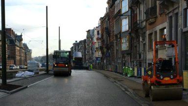 Les travaux sur le boulevard Général Jacques terminés plus tôt que prévu