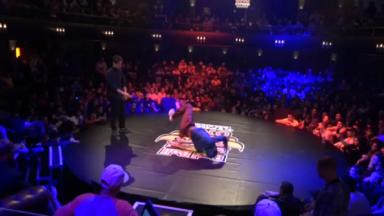 Le breakdance à l'honneur au théâtre flamand de Bruxelles à l'occasion d'une compétition nationale