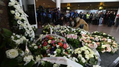 Une minute de silence respectée à Brussels Airport en hommage aux victimes de l'attentat