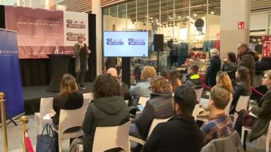 """""""AhOuiOui"""" : une campagne pour lutter contre les violences sexuelles à Bruxelles"""