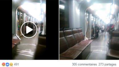"""""""Sale macaque"""", un homme se fait insulter dans le tram et filme la scène"""