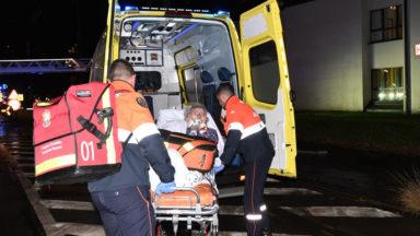 Jette: 40 personnes évacuées après un incendie dans une maison de repos