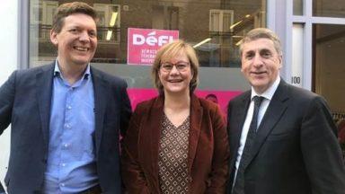 Benoît Cassart tirera la liste européenne DéFI suivi de Caroline Persoons