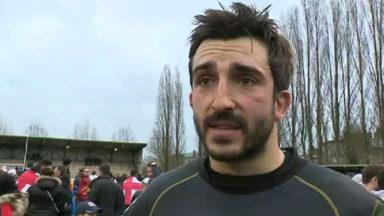Rugby : les Diables noirs s'inclinent face aux Géorgiens