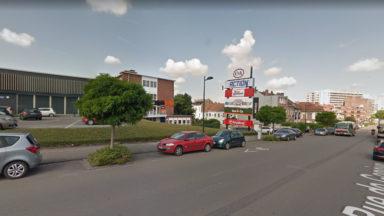 """Schaerbeek: incendie dans le magasin """"Action"""" ce mercredi matin"""