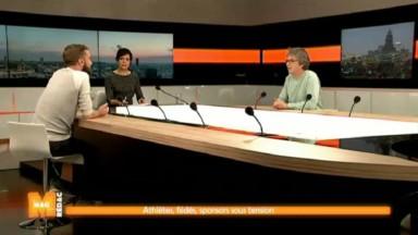 #M: Sponsors vs Athlètes, le recyclage en Belgique et une expo intimiste au programme de l'émission