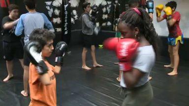 Un stage de MMA pour les enfants en vacances de Carnaval
