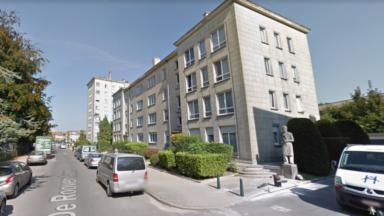 Molenbeek: deux ouvriers blessés dans un accident de chantier