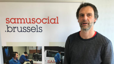 Le Samusocial se dote d'un nouveau directeur avec Sébastien Roy