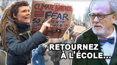 Deux vieux critiquent en caméra cachée les jeunes manifestants pour le climat, les réactions ne se font pas attendre (VIDEO)