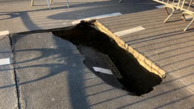 Dégâts suite aux routes dégradées : plus de 371 000 euros d'indemnisation en 2018
