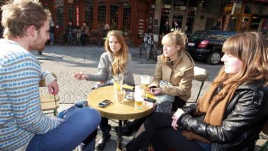 Quartier Saint-Géry: moins de nuisances et plus de confort pour les piétons et les cyclistes