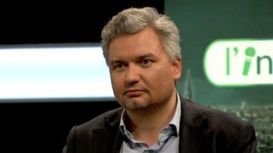 """Emmanuel De Bock: """"Garder 12 députés bruxellois serait une large victoire pour DéFI"""""""