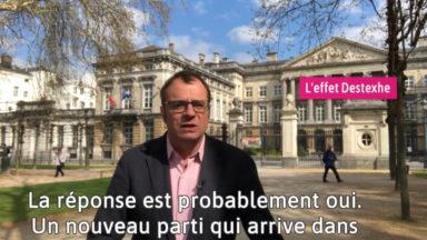 Rue de la Loi : comment les listes Destexhe pèsent sur l'élection