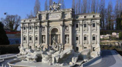 Fontaine de Trevi - Mini-Europe Mindshake