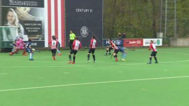 Hockey sur gazon : le Léopold prend une option sur les demi-finales face à l'Orée