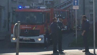 Molenbeek : une personne intoxiquée à la suite d'un incendie