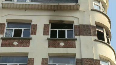 Une personne perd la vie dans un incendie accidentel à Etterbeek