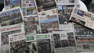 Les grands quotidiens belges dans les écoles gratuitement, dès lundi