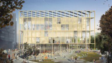 Un nouveau centre d'études pour l'ULB et à la VUB s'annonce à Ixelles