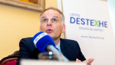 Les quatre recours contre les Listes Destexhe ont été rejetés