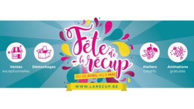 La Fête de la Récup' s'annonce du 26 avril au 5 mai à Bruxelles