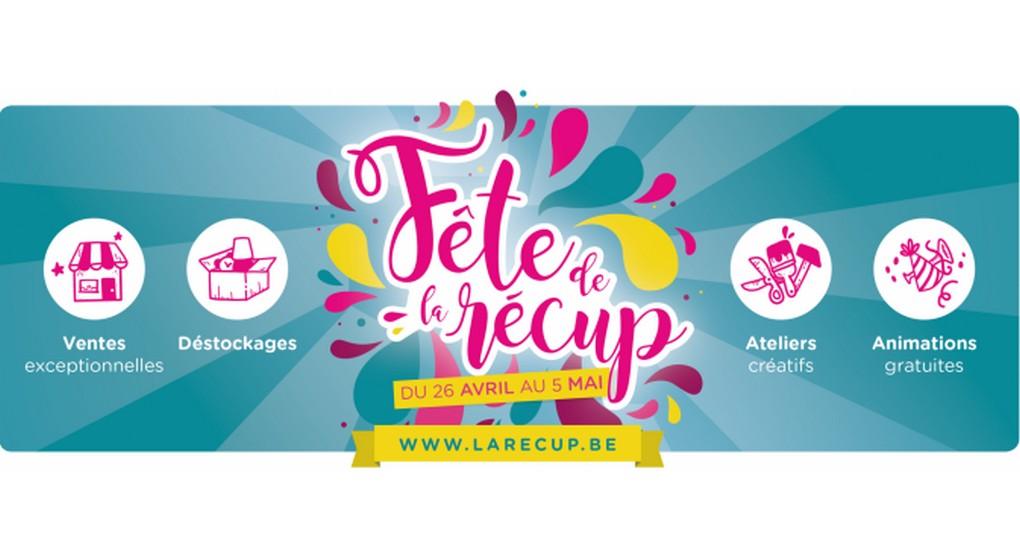 Logo - Fête d ela Recup 2019