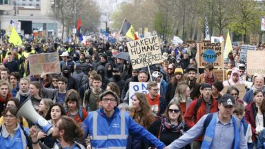 Troisième grève mondiale pour le climat : une grande marche organisée à Bruxelles