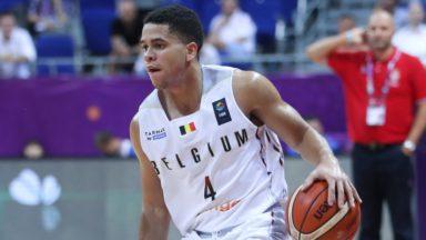 Basket-ball : le Bruxellois Manu Lecomte présenté dans son nouveau club, Murcie