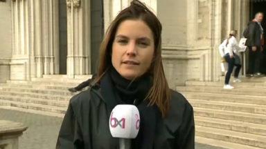 """Incendie à Notre-Dame de Paris : """"Les cathédrales de Bruxelles et Paris sont comme des soeurs"""", dit Jean Kockerols"""