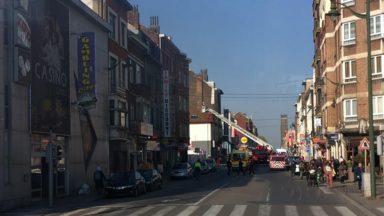 Molenbeek : incendie dans un local administratif d'une entreprise, aucun blessé