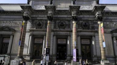 Musées royaux des Beaux-Arts contraints de fermer des salles à cause des températures