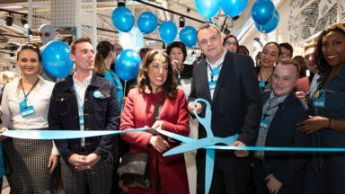 """Primark ouvre son 7e magasin belge sur la chaussée d'Ixelles : """"400 emplois créés"""""""