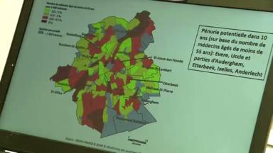 La prime d'installation des médecins sera doublée dans les quartiers bruxellois en pénurie