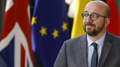 """Charles Michel désigné président du Conseil européen : """"Un privilège et une responsabilité"""""""